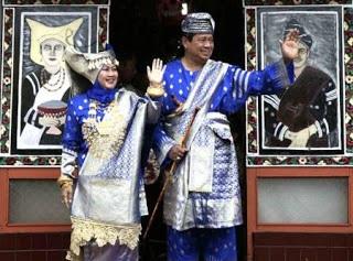 Kedatangan SBY ke Padang