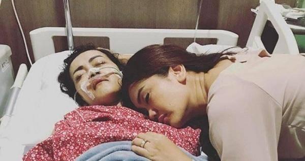 Julia Perez Semakin Kritis, Sang Adik Bilang Mamanya Sudah Ikhlas