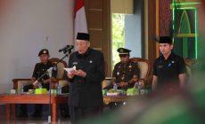 Permalink to Jarot Winarno Pimpin Upacara Hari Anti Narkoba Internasional dan Hari Berkabung Daerah Kalimantan Barat