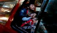Permalink to Heboh, Detik-Detik Jambret Sandra Ibu dan Bayi Dalam Angkot Ditembak Polisi