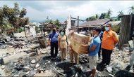 Permalink to Wabup Sintang Serahkan Bantuan Sembako Kepada Warga Korban Kebakaran