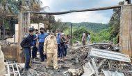Permalink to Wakil Bupati Sintang Tinjau Lokasi Kebakaran Di Kilometer 68 Desa Sungai Sagak