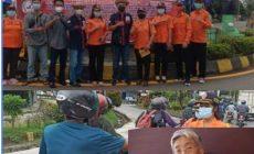 Permalink to Jarot Apresiasi Pembagian Masker Oleh Buruh Dalam Peringati Hari Buruh
