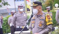 Permalink to Sambut HUT Bhayangkara, Polres Sintang Bagikan 620 Paket Sembako