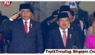 Permalink to Heboh, Jusuf Kalla Tidak Beri Hormat Saat Pengibaran Bendera
