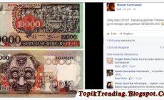 Permalink to Penjelasan Mengenai Gambar Hantu Genderuwo Di Uang Rp.10.000